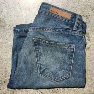 Grlfrnd Denim jeans size 24.